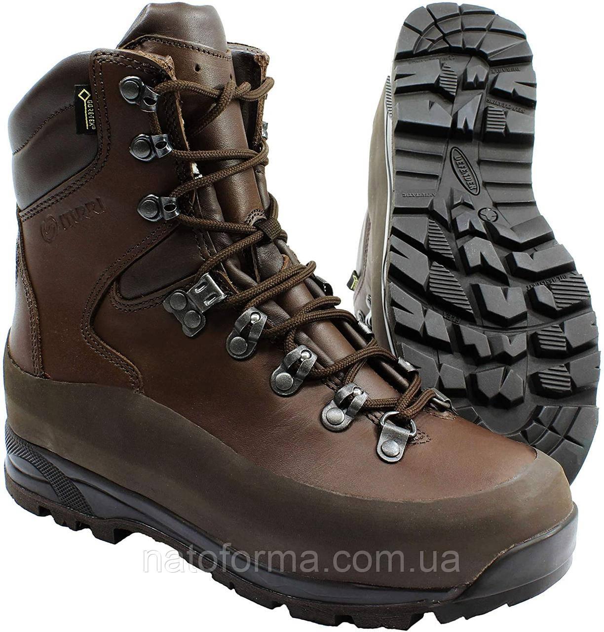 Зимние ботинки Iturri Boots Cold Wet Weather, армии Великобритании, высший сорт