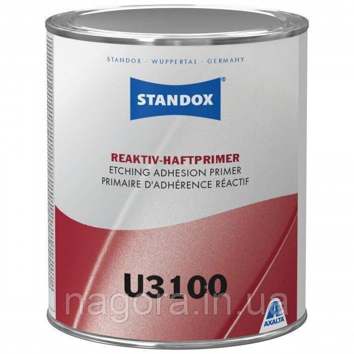 Кислотний (травящий) грунт STANDOX Reaktiv-Haftprimer U3100 (1л) прозорий + Reaktiv - затверджувач (1л)