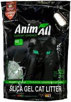"""Гигиенический наполнитель для кошачьих туалетов AnimAll """"Зелёный изумруд"""" (10.5 л.)"""