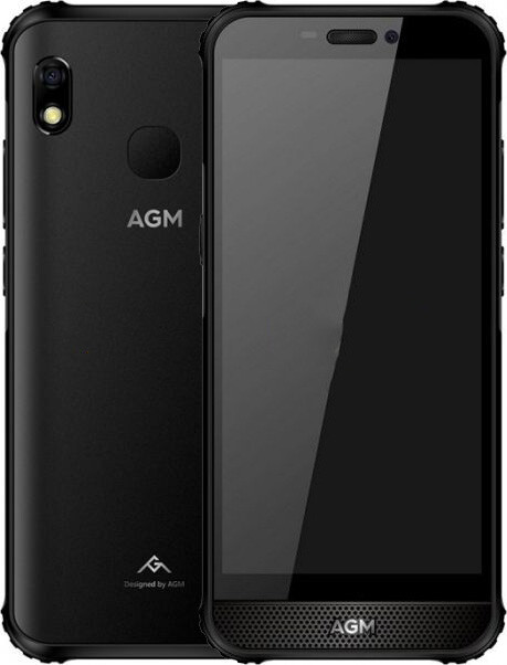 Смартфон AGM A10 6/128Gb black (Global)