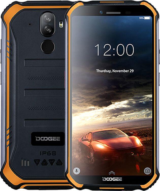 Смартфон Doogee S40 Pro 4/64GB Orange (Global)