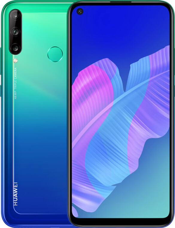 Смартфон Huawei P40 Lite E 4/64GB Aurora Blue (Global)