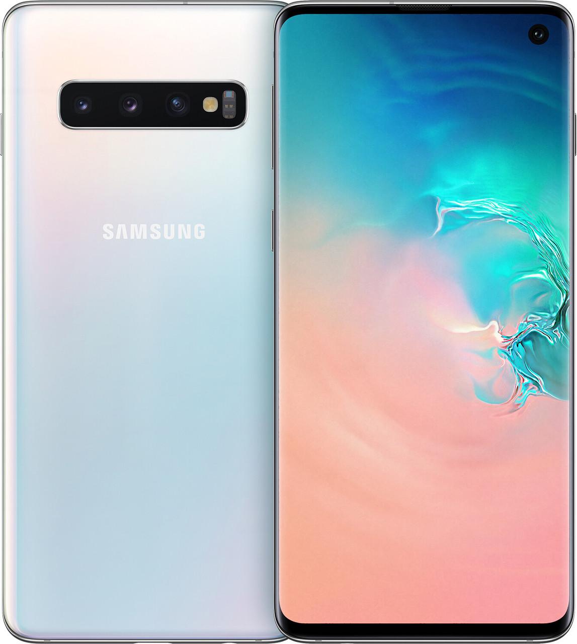 Смартфон Samsung Galaxy S10 SM-G973F 8/128GB White