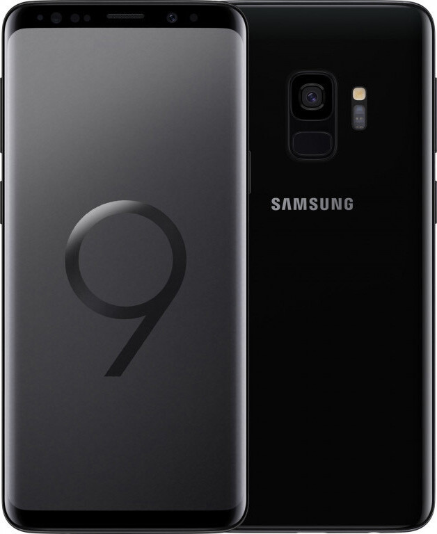 Смартфон Samsung Galaxy S9 SM-G960U 4/64GB Black