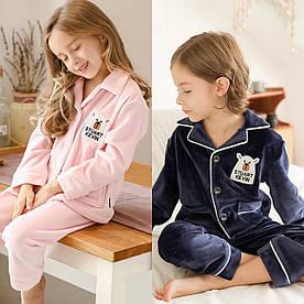 Детские подростковые пижамки мальчик-девочка. Размеры :  6 лет до 14лет Рост 128-134,140-146,152-158;164-170.