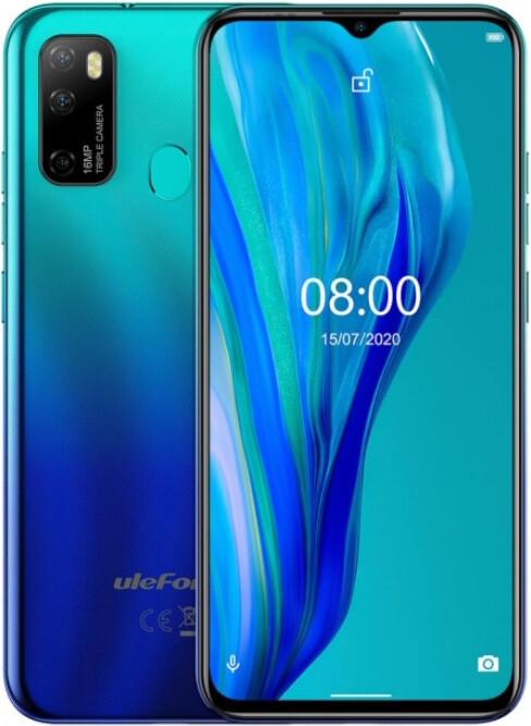Смартфон Ulefone Note 9P twilight (Global)