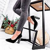 Туфли женские Barbara черные 2761, фото 2