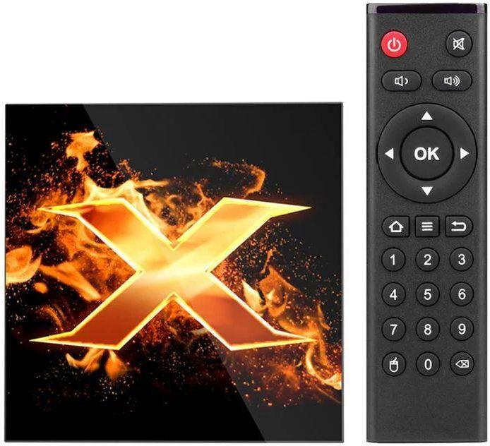 Смарт ТВ Vontar X1 2/16gb