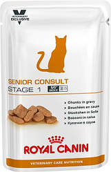 Royal Canin (Роял Канін) SENIOR CONSULT STAGE 1 Pouches консерва для котів 7 років, 100 г