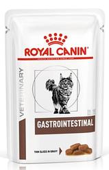 Royal Canin (Роял Канін) GASTROINTESTINAL FELINE Pouches консерва для котів при порушенні травлення, 85г
