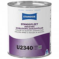 Грунт-Наполнитель 2K шлифуемый с фосфатом цинка Standofleet Industry Multicryl Grey U2340 (1кг готовой смеси)