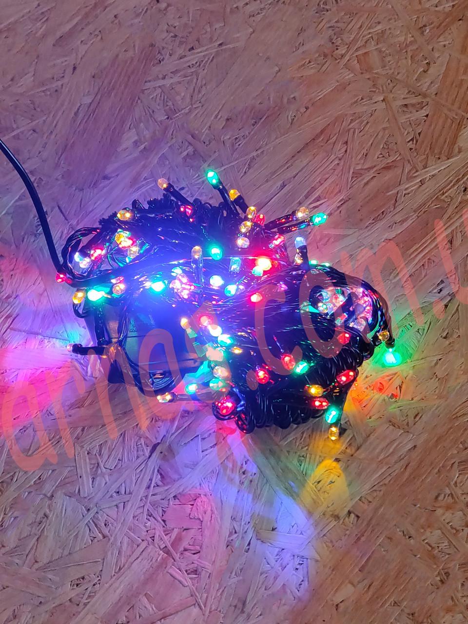 Светодиодная гирлянда 180 LED линза (7-2)