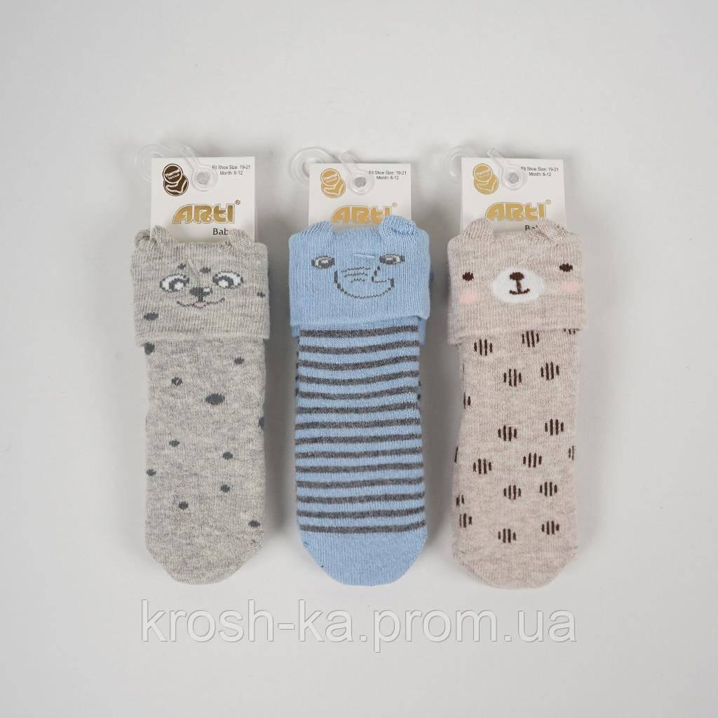 Носки детские махровые в ассортименте (12-18)м+ Arti Турция 450071