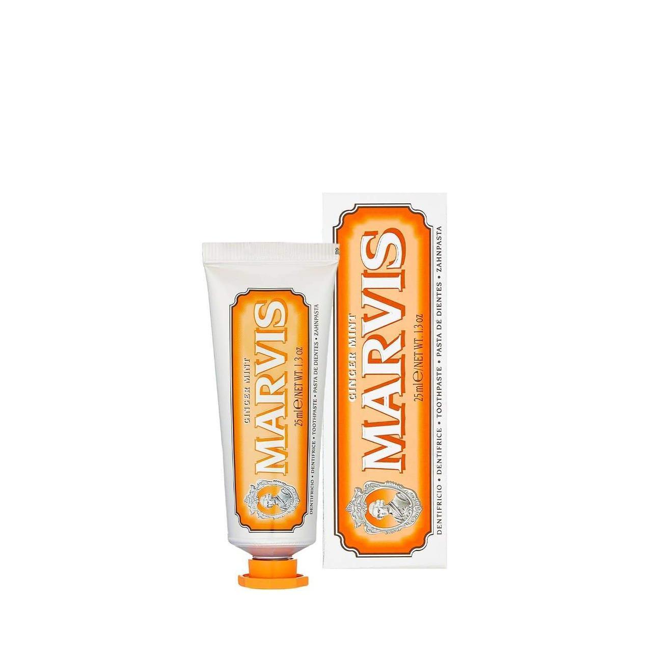 Зубная паста Ginger Mint Marvis 25мл
