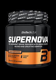 Предтреник BioTech SuperNova (282 г) биотеч супернова peach