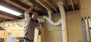 """Промышленно-бытовой фильтр """"под люк"""" из сепаратором влаги FSU для квартир, домов, фото 2"""