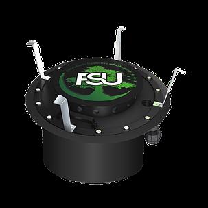 """Промышленно-бытовой фильтр """"под люк"""" из сепаратором влаги FSU для КНС, фото 2"""