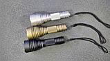 Дальнобойный фонарь Convoy С8+ OSRAM KW CSLNM1.TG 6500K новый драйвер 12 групп с термоконтролем, desert tan, фото 4