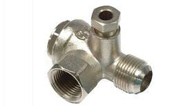Обратный клапан горизонтальный внутр. 1/2 наруж. 1/2 (24/CL)