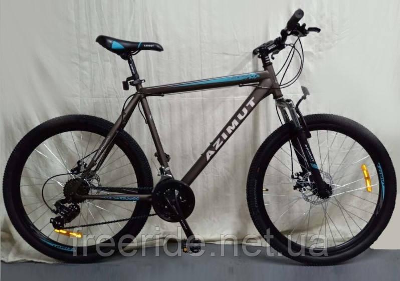 Горный Велосипед Azimut Energy 29 G-FR/D (21 рама)
