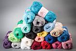 Пряжа хлопковая Vivchari Cottonel 400, Color No.2014 яркий розовый, фото 6