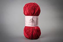 Пряжа хлопковая Vivchari Cottonel 400, Color No.2015 красный