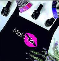 """Фартук с принтом """"Make Up"""""""