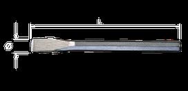 Зубило 26*300 мм