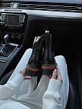 Демісезонні черевики DR Martens / Доктор Мартінс / Руки Мікеланджело, фото 2