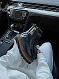 Демісезонні черевики DR Martens / Доктор Мартінс / Руки Мікеланджело, фото 3