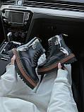 Демісезонні черевики DR Martens / Доктор Мартінс / Руки Мікеланджело, фото 8