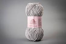 Пряжа хлопковая Vivchari Cottonel 400, Color No.2019 светло-серый