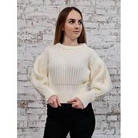 Женский короткий свитер, фото 1