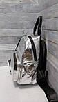 Молодёжный рюкзак из натуральной кожи (7773), фото 5