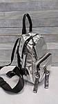 Молодёжный рюкзак из натуральной кожи (7773), фото 2