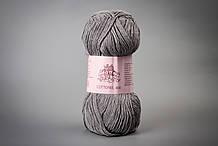 Пряжа хлопковая Vivchari Cottonel 400, Color No.2020 серый