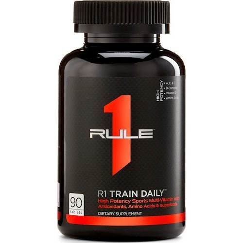 Вітаміни R1 Rule One TRAIN DAILY 90tabs