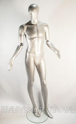 K22-steel ball silver, фото 2