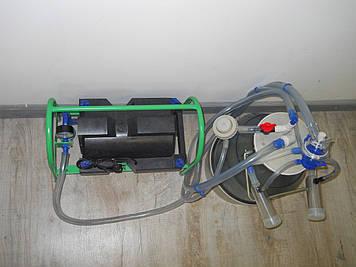 Доїльний апарат Імпульс ПБК-4 для кіз