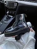 Демисезонные ботинки DR Martens / Доктор Мартинс / Руки Микеланджело, фото 2