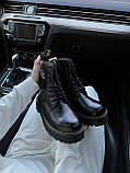 Демисезонные ботинки DR Martens / Доктор Мартинс / Руки Микеланджело, фото 7