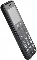 Мобильный телефон Maxcom MM111 Black Гарантия 12 месяцев, фото 3