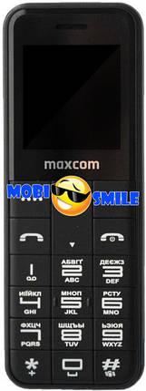 Мобильный телефон Maxcom MM111 Black Гарантия 12 месяцев, фото 2