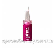 Хна для бровей Zola  RED 09 10 гр