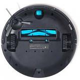 Робот-пилосос з вологим прибиранням Viomi Cleaning Robot V2 Pro Black (V-RVCLM21B), фото 3