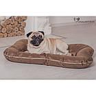 Лежак-понтон для собак Gold Sand 80x60см, фото 2