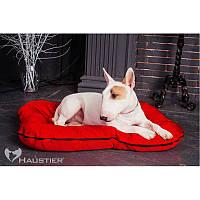 Лежак-понтон для собак Red 80x60см
