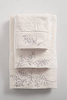 М Мягкое банное полотенце Milosa 70х140