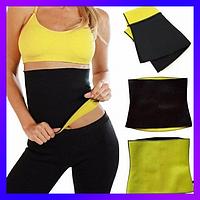 Пояс для похудения, фитнеса и тренировок Hot Shapers Neotex Эффект сауны