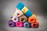 Пряжа бавовняна Vivchari Cottonel 800, Color No.4001 білий, фото 3